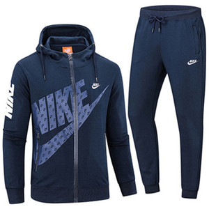 Hotsale Designermens Tracksuits Brandwomens Letter Print Fashion Casual Luxury Streetwear Suits Kits Zipper Jacket + Jogger Pants 2022708V