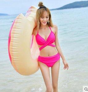 Yeni 90cm Dev Donut Yüzme Şamandıralar Şişme Yüzme Ring Yetişkin Havuzu Yüzer Yaz Plaj oyuncakları çocuklar plaj oyuncak