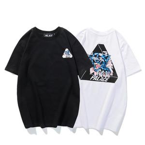 2020 mens Designer palazzi camicia di marca delle donne magliette degli uomini di estate di modo t T camicia Quality Street Alta Hip Hop uomo Coppie di svago tee