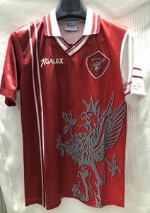 1998 1999 بيروجيا ريترو لكرة القدم جيرسي NAKATA المنزل بعيدا 98/99 كرة القدم قميص S-2XL