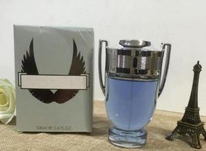New coming Eau De Toilette Spray Men Perfume 100ML Invictus Men Colonge Natural Spray Free Shipping
