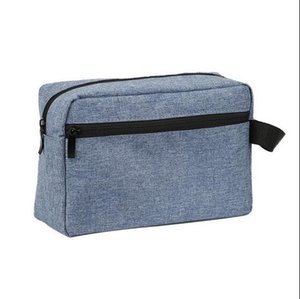 Wholesale 2019 storage cosmetic bag Travel cosmetic bag Waterproof Oxford cloth high-grade washable cosmetic bag
