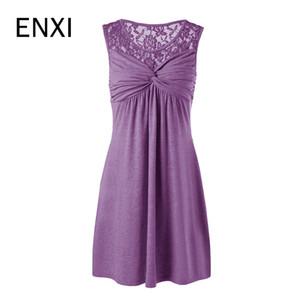 Enxi 2018 Summer Maternity Dresses Maternity Clothes For Pregnant Women Pregnancy Clothing Vestidos S-5xl Y19051804