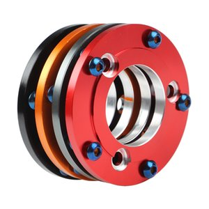 freno de la motocicleta de aluminio junta de disco de brida CNC para 220mm 260mm freno de agujero de 70 mm de disco para agujero para scooter de Modificar