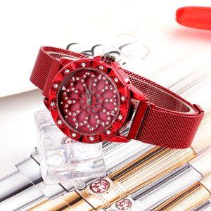 relógio em linha popular, relógios da moda, Milão ferro banda net absorvendo relógio de quartzo