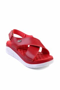 Bambi Red Mulheres Sandals F0332603309