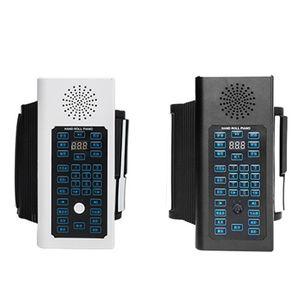 Portable USB 88 tasti Roll Up Piano Piano elettronici flessibili del silicone della tastiera Organo Altoparlante incorporato con Sustain Pedal