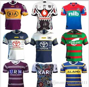 Livraison gratuite 2020 Brisbane Broncos Australis Sydney Roosters jersey de rugby 2020 BLUES HOLDEN chevaliers guerriers AUTOCHTONE Sea Eagles