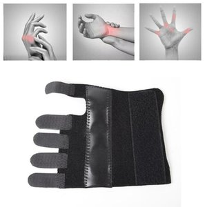 Elastic Wrist Support Finger Sleeves Brace Carpal Tunnel Finger Pain Wrist Thumb Hand Splint Support Right Band S3C9