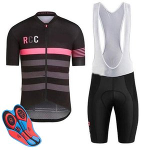 2020 RCC 100% Polyester Pro Cycling Jersey Set MTB Bicycle Clothes Sportswear Bike Clothing Maillot Ropa Ciclismo Cycling Set