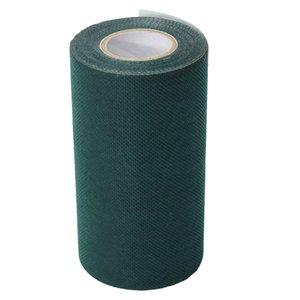 Artificial Grama A costura fita auto-adesiva Fita - 15 cm x 5m, Verde