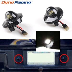 2x9 LED Kennzeichenleuchte Lampen für Ford F-150 F-250 F-350 F-450 F-550 Superduty Ranger Pickup Truck 6000K weiße LED-Leuchten