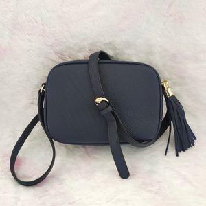 Novo Estilo Moda Cosméticos sacos fazer maquiagem Up caso do curso Top Quality Womens Crossbody Soho Bag Disco Shoulder Bag franjada Bag Purse