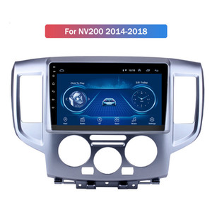 9 Inch Car Radio for NISSAN NV200 2014-2018 Android 10 GPS Multimedia Player