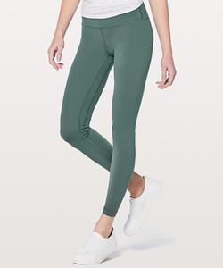 2020 новый лулулемон Лулу Лу-32 016 25 78 леггинсы lu yoga lemon брюки женщины девушки спорт Леди в целом полный колготки тренировки seamlebbe5#
