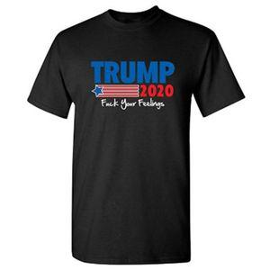 2020Trump Gedrucktes T-Shirt Trump2020 T-Shirt Halten Sie Amerika Große Euro-Größe XS-XXXXL Customized Printed neue Art und Weise 20022502X Stellen