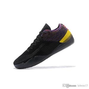 Hommes Bryants ZK AD NXT 360 chaussures de basket-ball de nouvelles couleurs Mamba jour de Noël Oreo BHM CNY Red James lebron de 17 Kyrie tennis avec la boîte