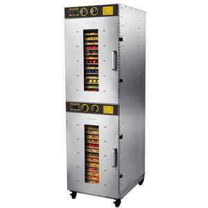 Коммерческие продукты питания Сушильная машина Сушилка для фруктов и овощей Дегидратор 32 Layers Food Обезвоживание оборудование ST-32