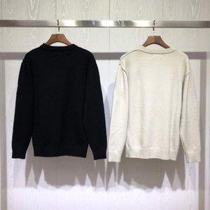 mens designer Sweater Halloween 19ss Autumn Winter Ghost Men Long Sleeve Hoodie Hip Hop Sweatshirts Coat Casual M-2XL 8816 m5X7RS
