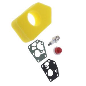 Carb Diaphragme Kit avec ampoule de rechange Primer Kits d'entretien pour Briggs Stratton Trimmer Souffleur cordes