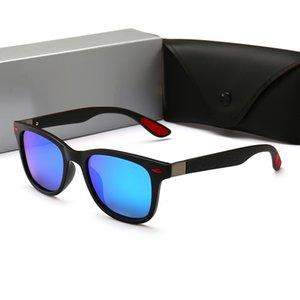 RayBan RB4195 PCS-European and American designerwomens and mens più economici moderni occhiali da sole da spiaggia vendita calda stile classico 17 colori
