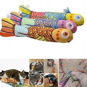 Zähneknirschen Catnip Spielzeug Lustige Interactive Plüsch-Katze-Spielzeug Pet Kitten Chewing Vocal Toy Thumb Biss Cat Mint für Katzen