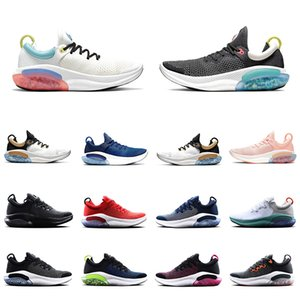 Nike Joyride Run Flyknit  Stock X Joyride Summit White Run FK Mens Womens Running Shoes Triple Black Sunset Off Noir Platinum Racer Blue Men Designers Sports Sneakers