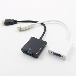 HDMI a VGA cavo adattatore HDMI a VGA hdmi vga supporto del cavo 1080P