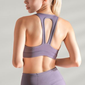2020 sujetador de los deportes de alta resistencia a prueba de golpes Correr Profesional Deportes ropa interior femenina Correr: Yoga Ropa Mujer
