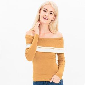 Pop2019 Woman Clothing Pattern Dongguan European Suit-dress Slim Jacket Sweater Knitting Unlined Upper Garment