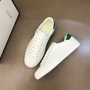 Italy Men leather shoes fashion High quality Male boots Brand mens casual sneakers waterproof lace up Flats solid color shoes *9906