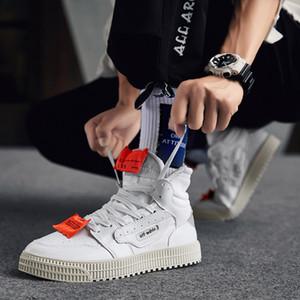 Sneakers calçados casuais para homens masculina de verão Lace-up high top calçado respirável malha homem Moda sapatos leves tamanho grande k4