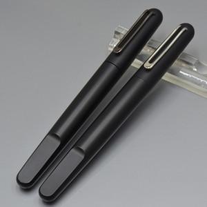 New Luxury M series Mattschwarz Magnetverschluss Kappe Roller Kugelschreiber Hochwertige Bürobedarf mit Monte Brands Write Gift Pens