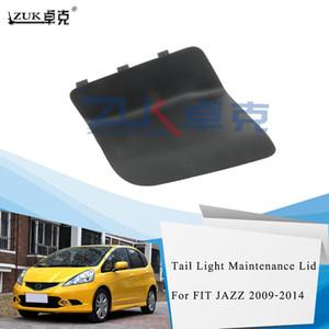 ZUK Car Styling cauda Manutenção Luz Lid Forro Tronco Tampa lateral enfeite para HONDA FIT JAZZ 2009 2010 2011 2012 2013 2014