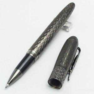 blance de lujo plumas Edición Escritores Daniel Defoe Bolígrafo equipos de oficina escuela montel bolígrafo para escribir @yamalang