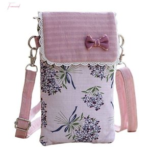 Women Fashion Mobile Phone Shoulder Bag Crossbody Pouch Case Belt Handbag Purse Wallet Card Holder