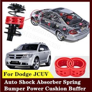 Для Dodge JCUV 2шт высококачественный передний или задний автомобильный амортизатор пружинный бампер мощность авто-буфера автомобильная подушка уретан