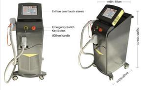 laser Prezzo di fabbrica professionale indolore 808nm diodo laser / soprano ghiaccio alma / alessandrite macchina depilazione laser