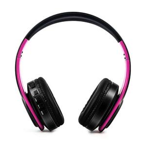 Cuffie Bluetooth 5.0 stereo telefono cellulare senza fili del trasduttore di TF di sostegno auricolari Musica Sport Gaming Headset