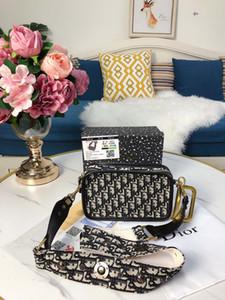 Classic Western-Stil Handtasche einfache Dame Qualität bewegliche moderne Art New Flip Mini Handtasche aus Leder 030504