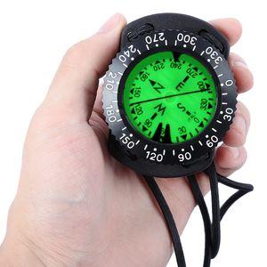 EZDIVE Scuba Diving Wrist Compass Deep Sea Exploring Supplies Twin Heading Indicators Compass Course For Alignment T191029