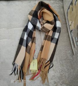Cachemire haute qualité Femmes Foulard Marque Foulard 180x70cm cachemire Lettre d'hiver DESIGNERS Marque douce et chaude Châle Wrap Echarpes BfaT66