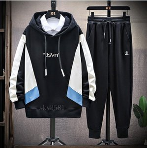 mens designer Tracksuits sport Suits long many best quality sweatshirt 14AT Shirt and Shorts Spring Summer Casual Fashion Designer Medusa Sp