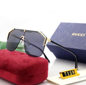 Männer hochwertigen Ledergürtel benutzerdefinierte Gürtel benutzerdefinierte Ledergürtel Mode Hochwertige Mens Womens Gradient Pilot Sonnenbrille Eyewear Designer X4258