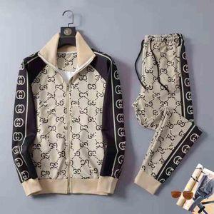 Homens sportswear Sportswear e camisolas Outono Inverno Jogger esportivos Mens fato de treino Suits Tracksuits Set Plus Size M-3XL