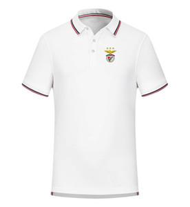 Бенфика футбольная команда новая мужская футболка одежда гольф поло футболка мужская с коротким рукавом Поло баскетбол футболка