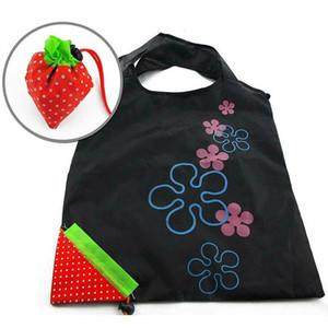 Unisex Foldable Shopping Bags Reusable Eco Friendly Storage Tote Recycle Waterproof Handbag Sample Travel Bag Ten In Total