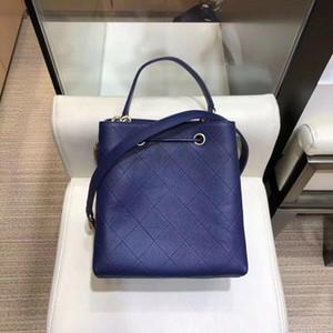 Designer- high-end personalizzato nuova borsa messenger signore Parigi tendone progettista secchio moda donna borsa con borsa di pelle tote
