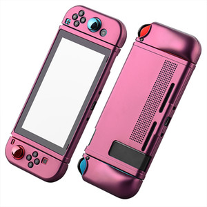 Silicone Case Rubber Paint Soft Cover for Nintendo Switch Split Mini PSP handheld game machine anti falling Shell