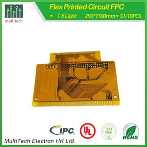 hot sell FPC Rigid Flex PCB assembly manufactory from China Multitech maker supply lowest price and fast delivery